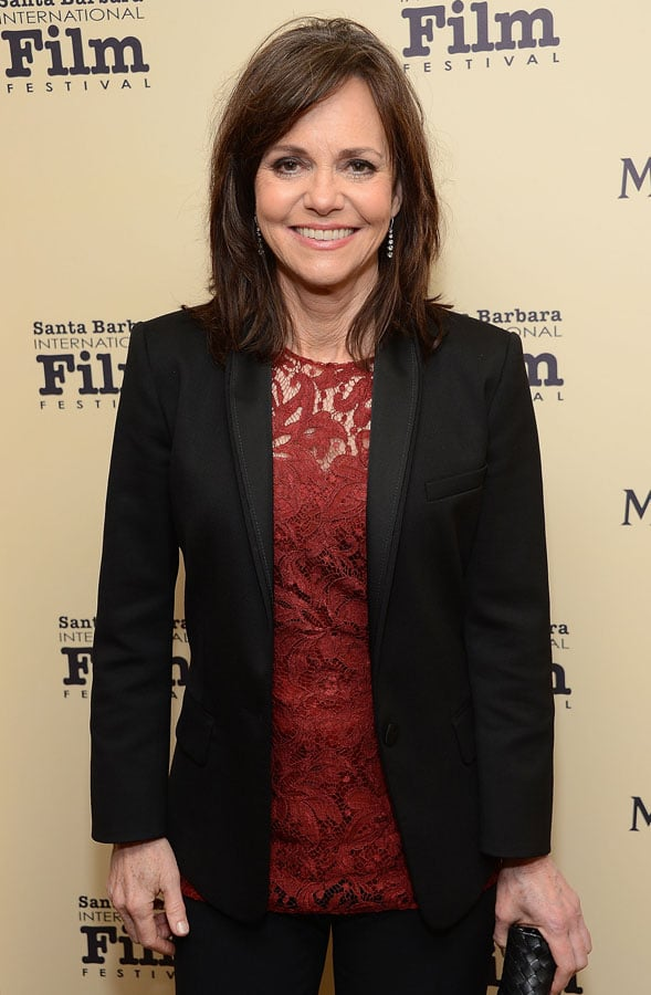 Sally Field as Aunt May