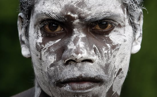 Australia's Aboriginal People in Canberra For Their Apology