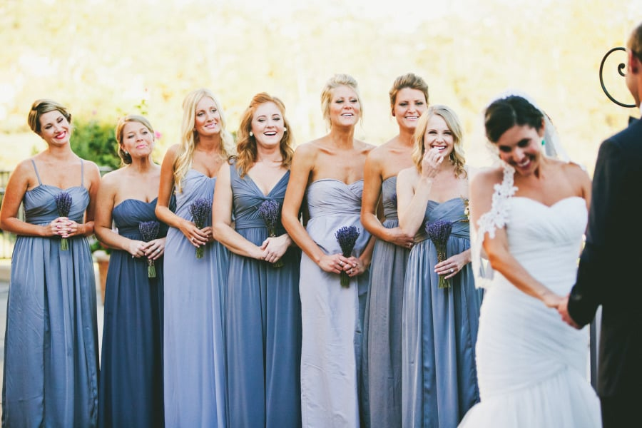 Photo by OneLove Photography via Style Me Pretty