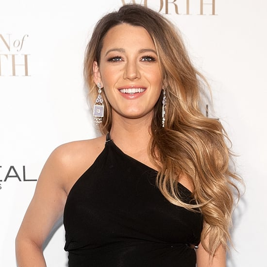 Blake Lively Interview on Motherhood in People Magazine