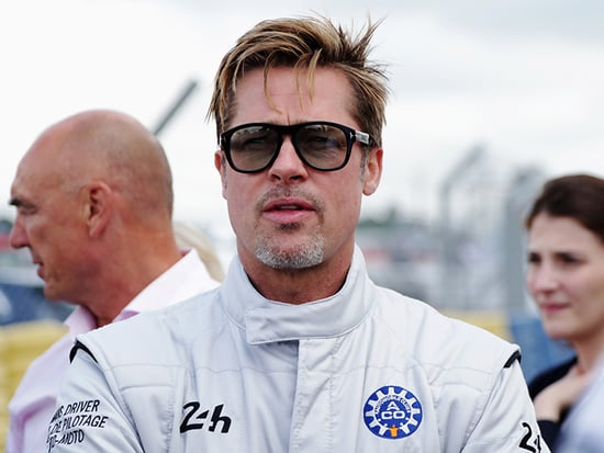 Talk About an All-Star Team! Brad Pitt, Jackie Chan and Patrick Dempsey Turn Out to Le Mans