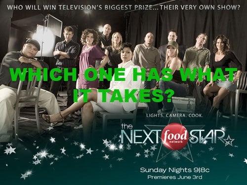 Yummy Link: The Next Food Network Star