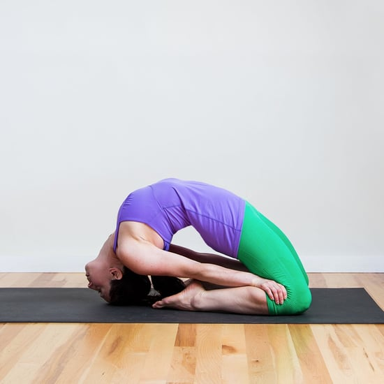 Coregasm Yoga Pose