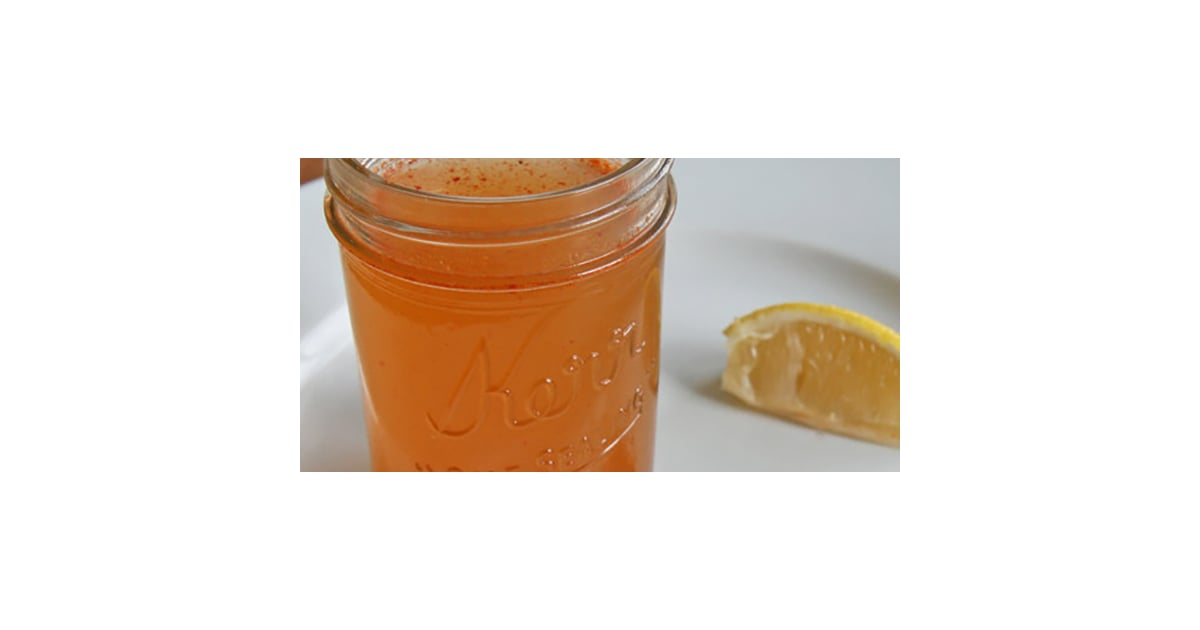 Apple Cider Vinegar Cayenne Pepper Cold Remedy Popsugar