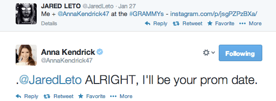 Her exchanges with Jared Leto are also flawless.
