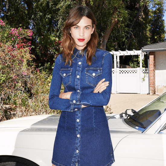 Denim Dresses For Fall