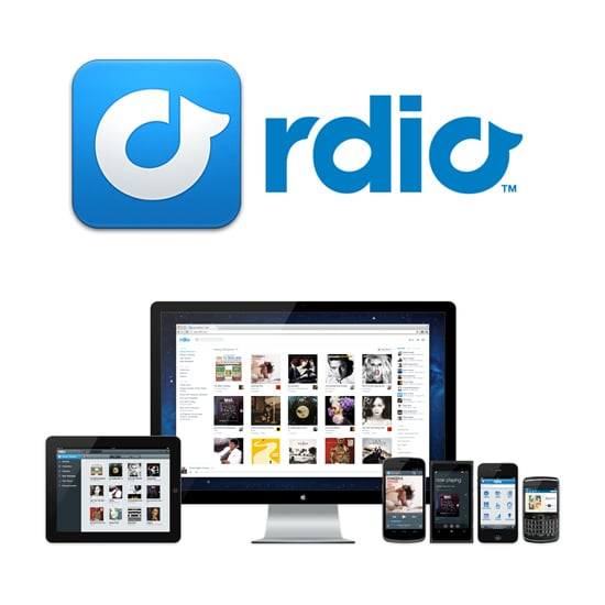 Rdio vs. Spotify Music Streaming
