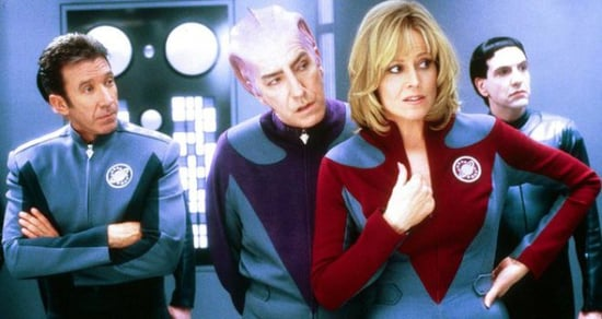 Alan Rickman's Death Stopped the 'Galaxy Quest' Sequel That Would Be Filming Now