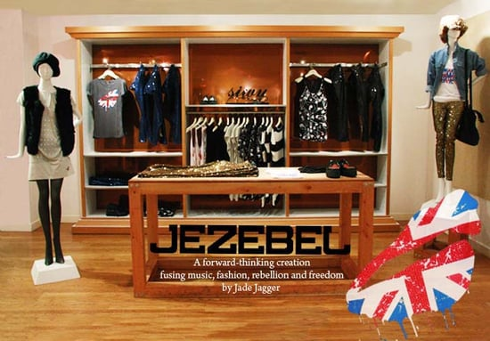 Jade Jagger's Clothing Line, Jezebel