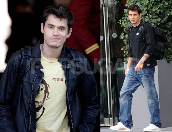 John Mayer Prepared Minka Kelly For His Relationship With Jennifer Aniston