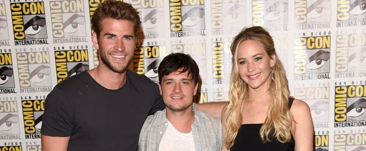 What the Hunger Games Stars Have Said About the End — and Each Other