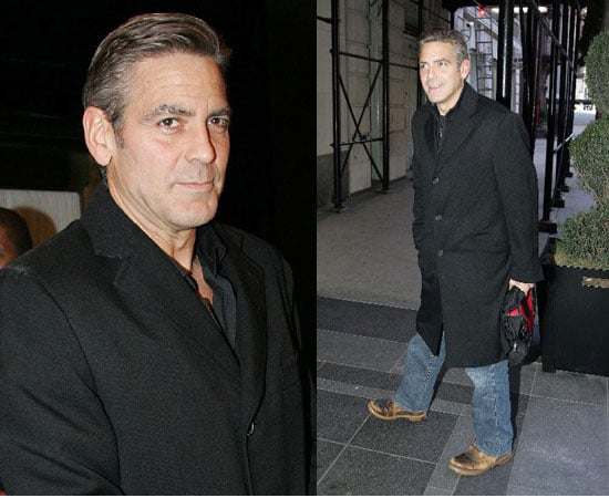 The Peacemaker Clooney's Clayton Back on the Big Screen