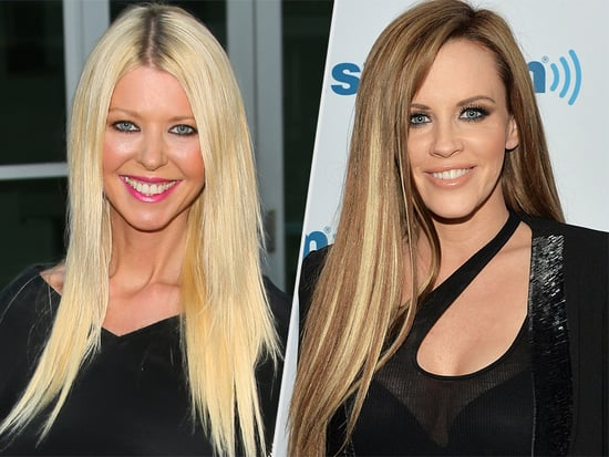 Tara Reid Walks Out of Heated Jenny McCarthy Interview: 'Good Luck with Your Show ... I Hope You Stay Married'