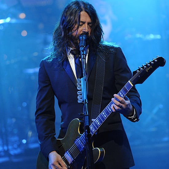 Foo Fighters Perform on Final Late Show With David Letterman