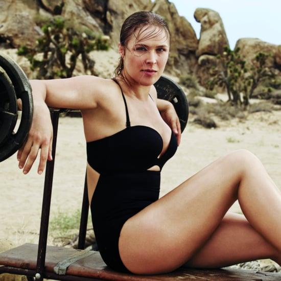 Ronda Rousey Self Magazine