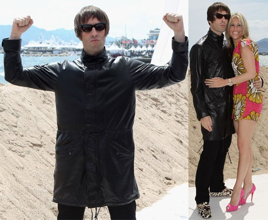 Pictures of Liam Gallagher and Nicole Appleton at Cannes He Has Announced Plans to Make a Film About The Beatles 2010-05-14 08:00:00
