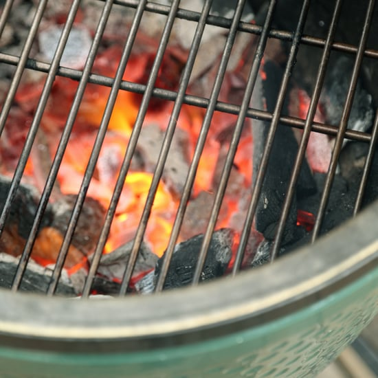 The Easiest Way Start a Fire on a Big Green Egg