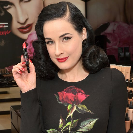 A Peek Into Dita Von Teese's Glamorous Beauty Routine