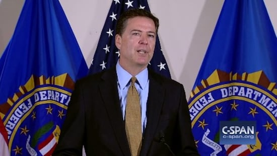 The FBI Called Hillary Clinton & Staff 'Extremely Careless' in Handling Classified Information