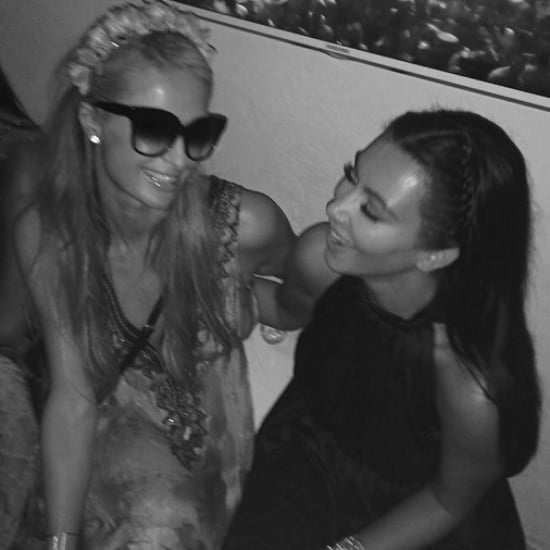 Kim Kardashian and Paris Hilton Reunite | Picture