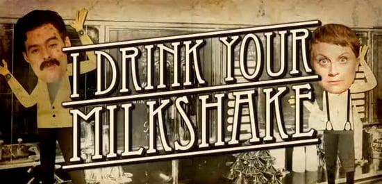 Saturday Night Live Drinks Your Milkshake