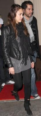 Celeb Style: Jessica Alba