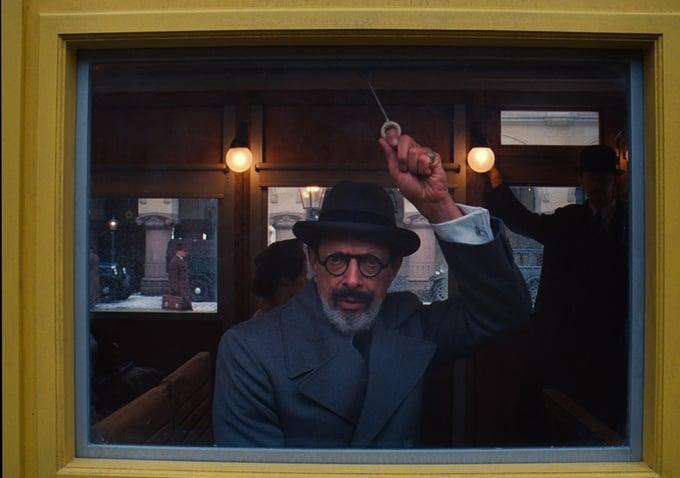 Jeff Goldblum stars as Kovacs.