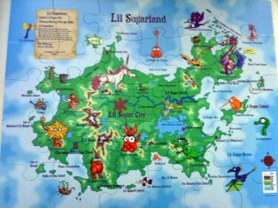 Kidlandia Offers Kids Personalized Keepsake Puzzles