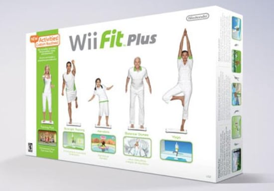 Wii Fit Plus to Be Available in the US on Oct.4