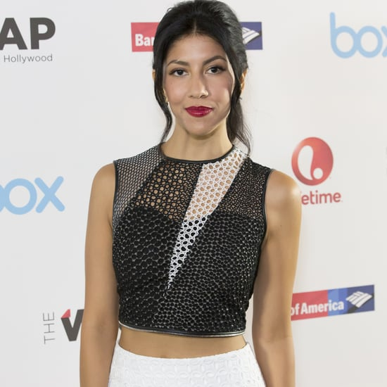 Stephanie Beatriz Brooklyn Nine-Nine Interview 2015