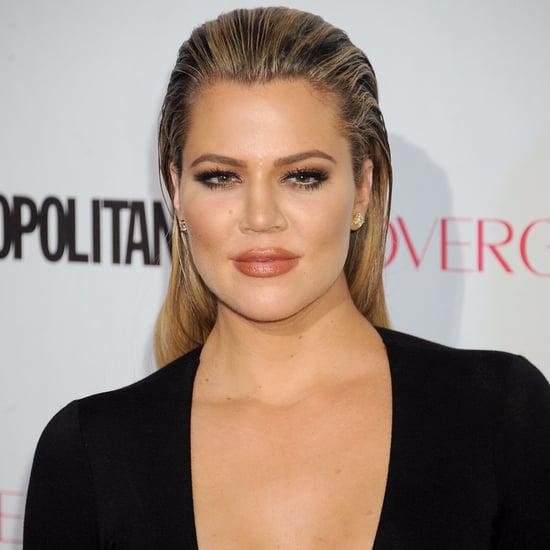 Khloe Kardashian Shares Statement About Lamar Odom