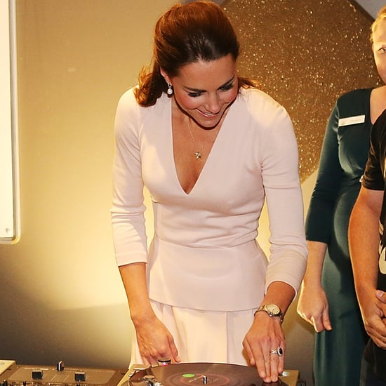 Prince William and Kate Middleton in Elizabeth, Australia
