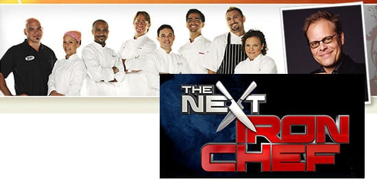 """Will You Watch """"The Next Iron Chef""""?"""