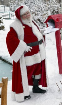 Speak Up: What's on Your List for Santa?