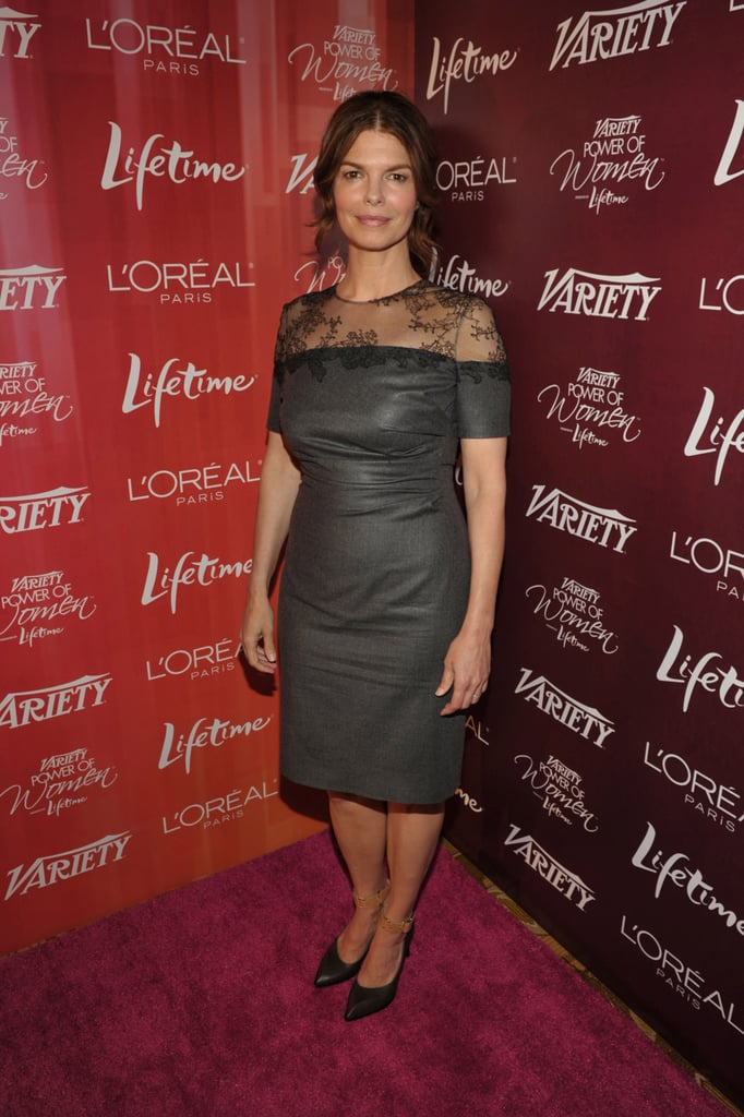 Jeanne Tripplehorn was on hand to recognize her fellow actresses.