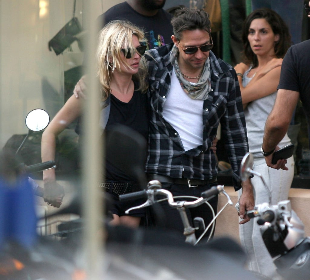 Photos of Kate and Jamie in St. Tropez