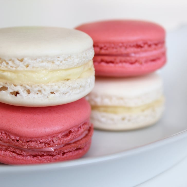 basic french macaron recipe popsugar food. Black Bedroom Furniture Sets. Home Design Ideas