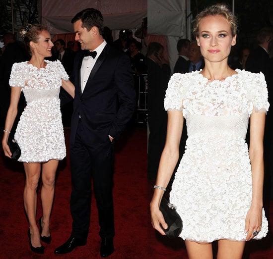The Met's Costume Institute Gala: Diane Kruger