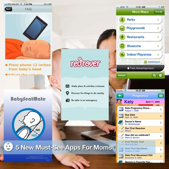 iPhone Apps For Moms