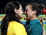 Brazilian Volunteer Proposes to Rugby Player Girlfriend in Rio: 'I Wanted to Show People That Love Wins'