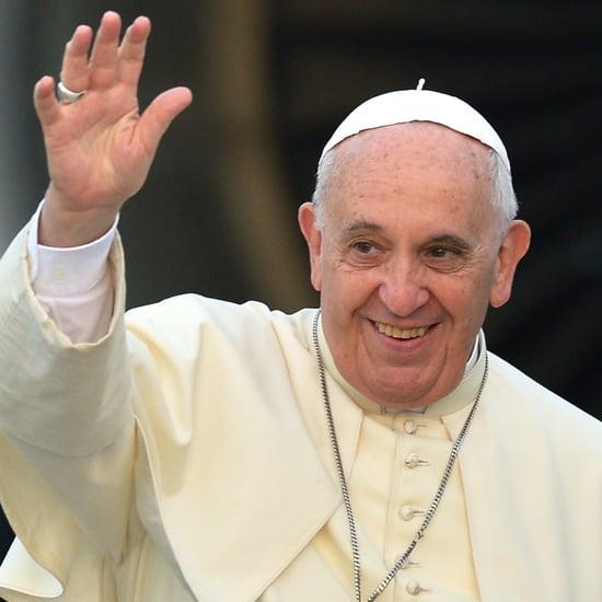 Pope Francis Declares Belief in Evolution