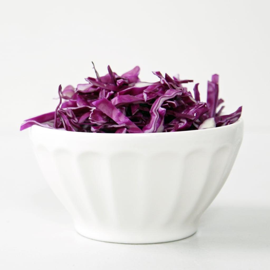 Shredding Cabbage