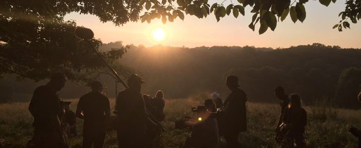 The Hunger Games Is Officially Done Filming — See the Stunning Final Photo
