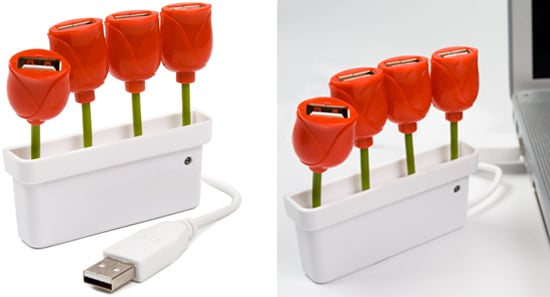 USB Tulip Hub Is $22 From Fred Flare
