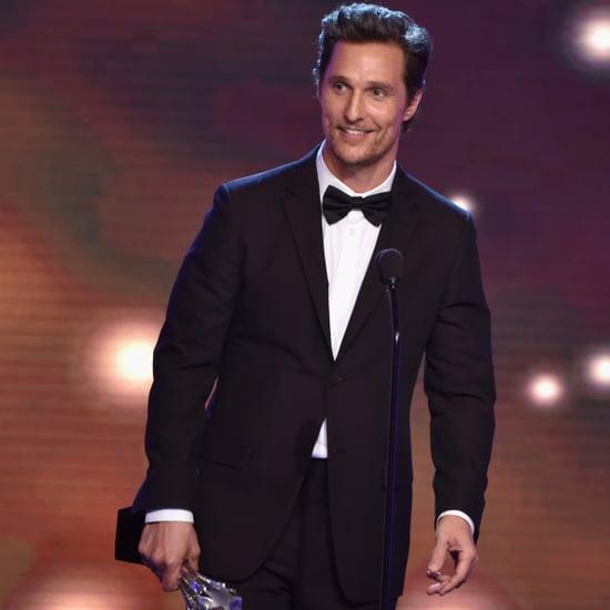 Celebrities at the Critics' Choice TV Awards 2014
