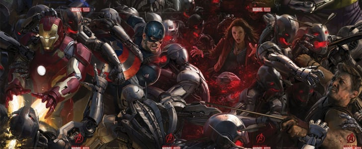 See the First Epic Posters For Avengers: Age of Ultron