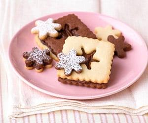 Two-Tone Cookie Crinkles