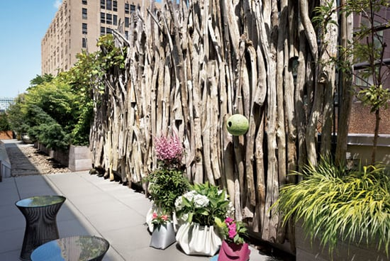 Cool Idea: A Driftwood Buffer