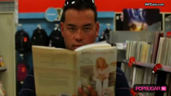 Video of Jon Gosselin Reading Book by Kate