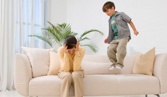Good Parents Enjoy Parenting?